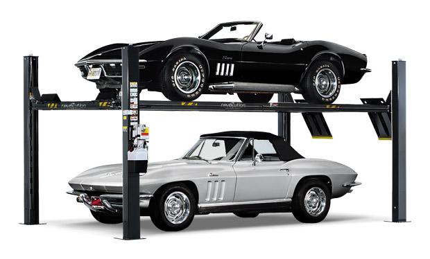 Rotary Lifts RL Bangle & Sons automotive lifting equipment auto ...