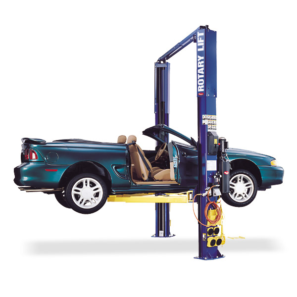 Automotive Lift Equipment : Rotary lifts rl bangle sons automotive lifting equipment